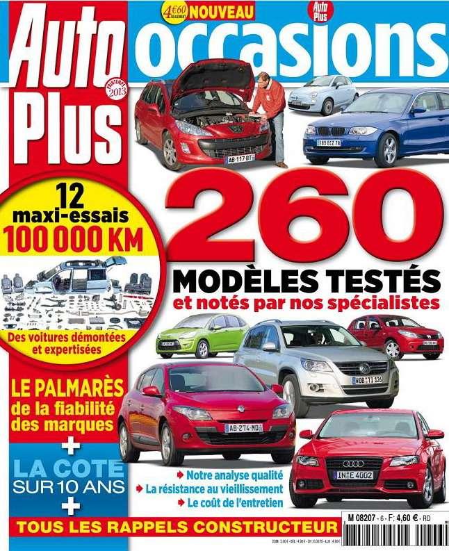 Auto Plus Occasions N°6 Printemps 2013