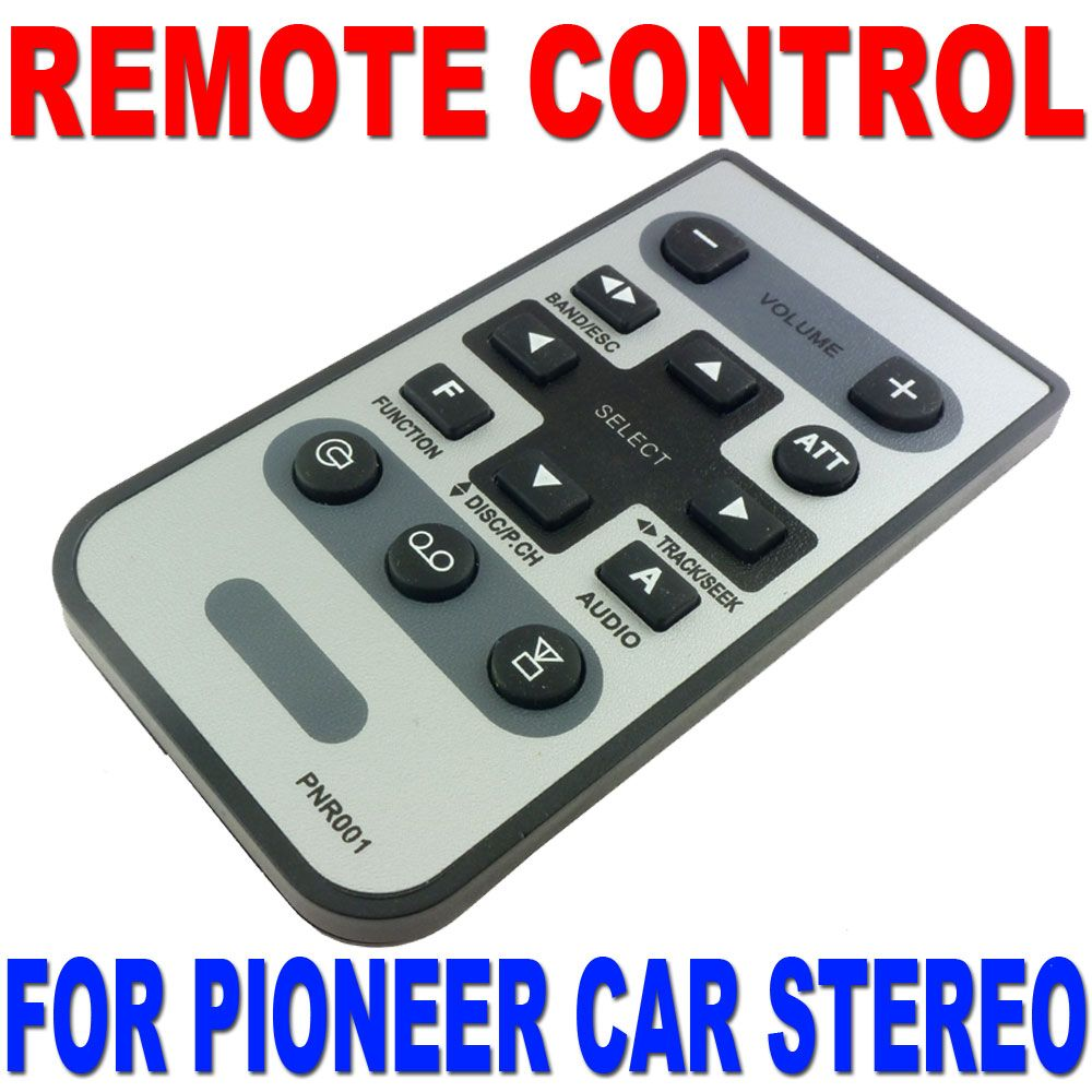 Universal car radio remote control