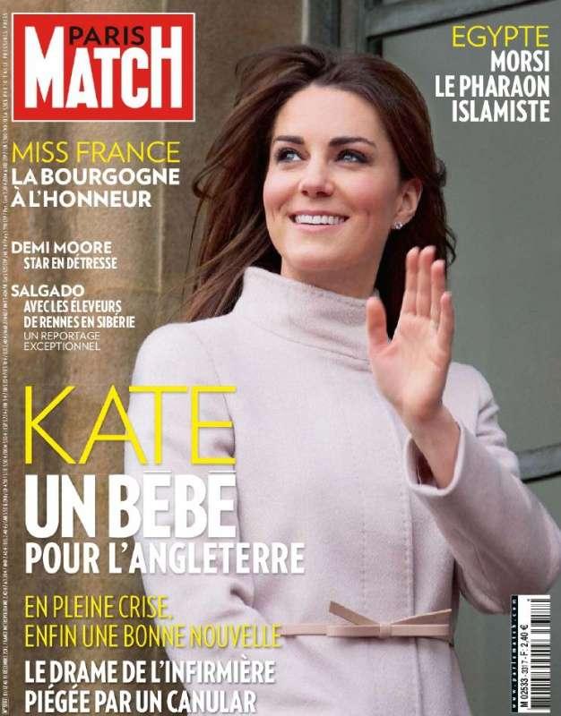 Paris Match N°3317 du 12 au 19 Décembre 2012