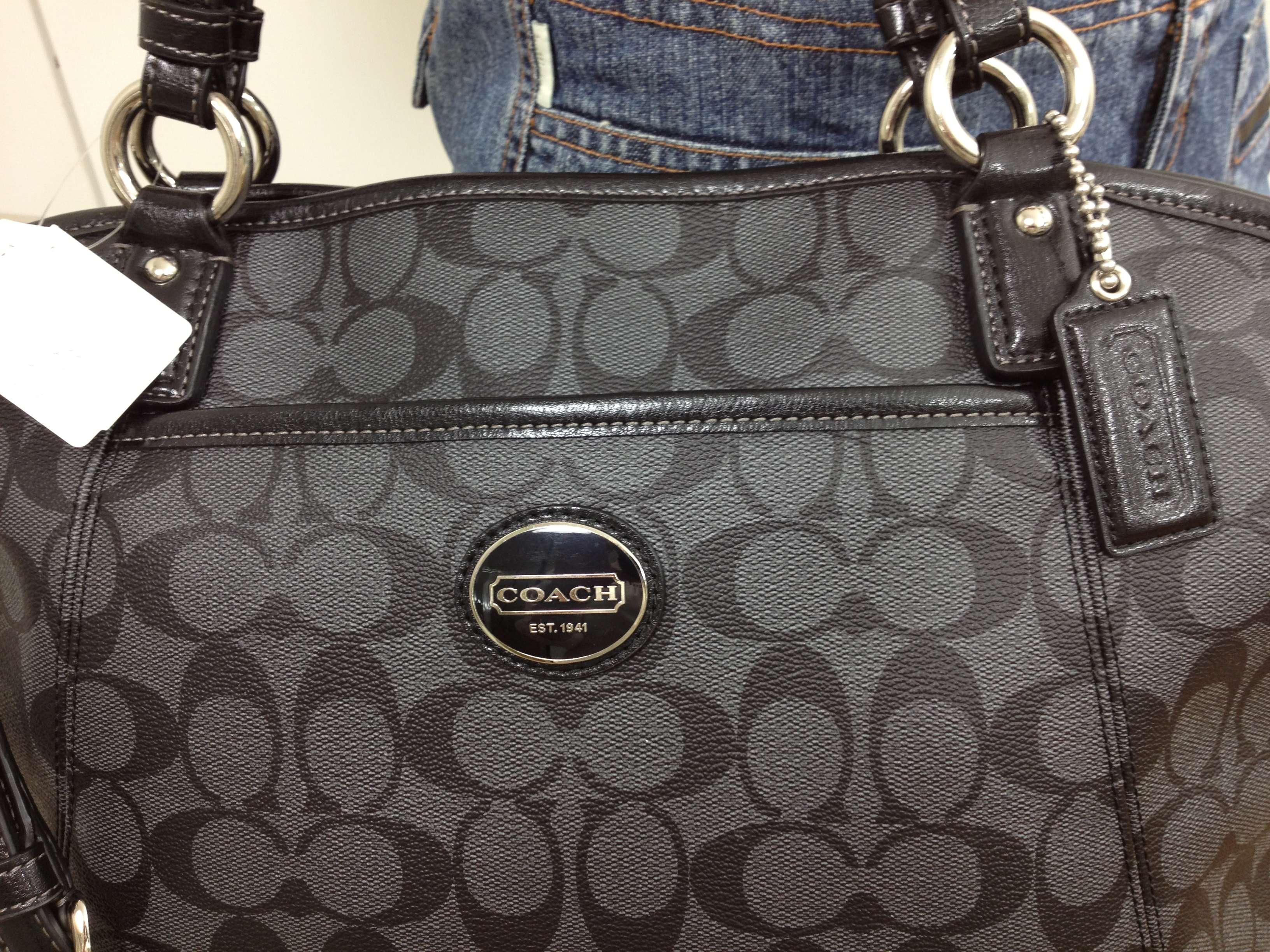 coach gray purse snnp  coach gray purse