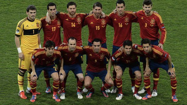 Espanha Campeã