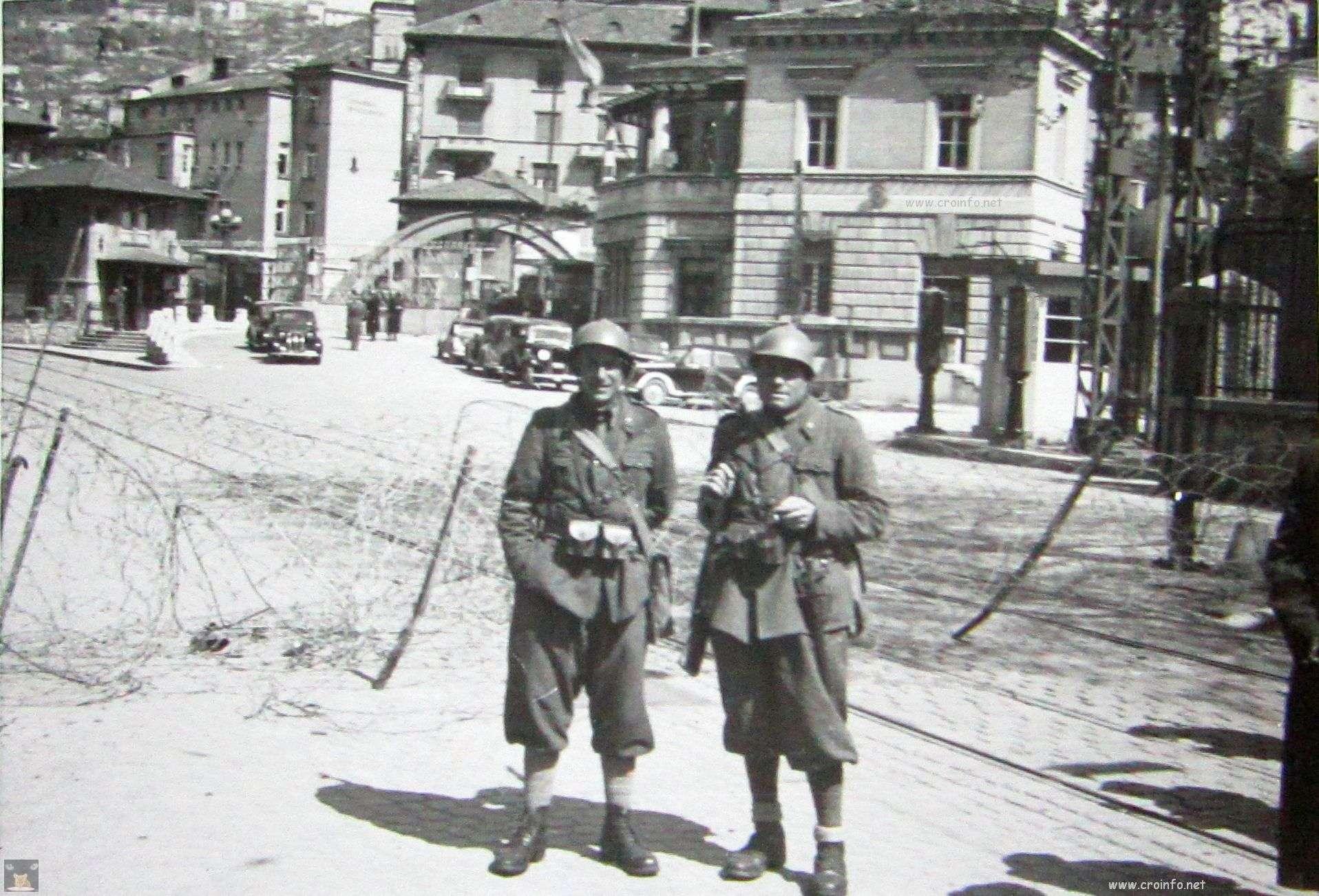 talijani rat sušak 1941.