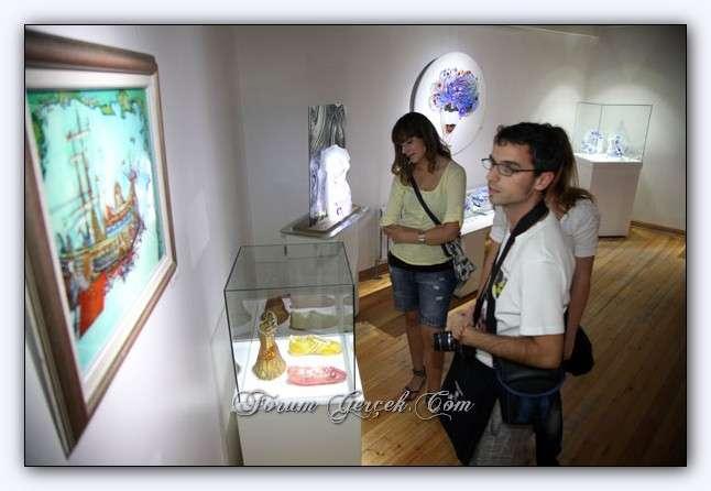 Çağdaş Cam Sanatları Müzesi  Eskişehir - Forum Gerçek