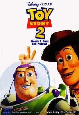 Toy Story 2 - Woody e Buzz alla riscossa (1999) DVD9 Copia 1:1 ITA-ENG-GER