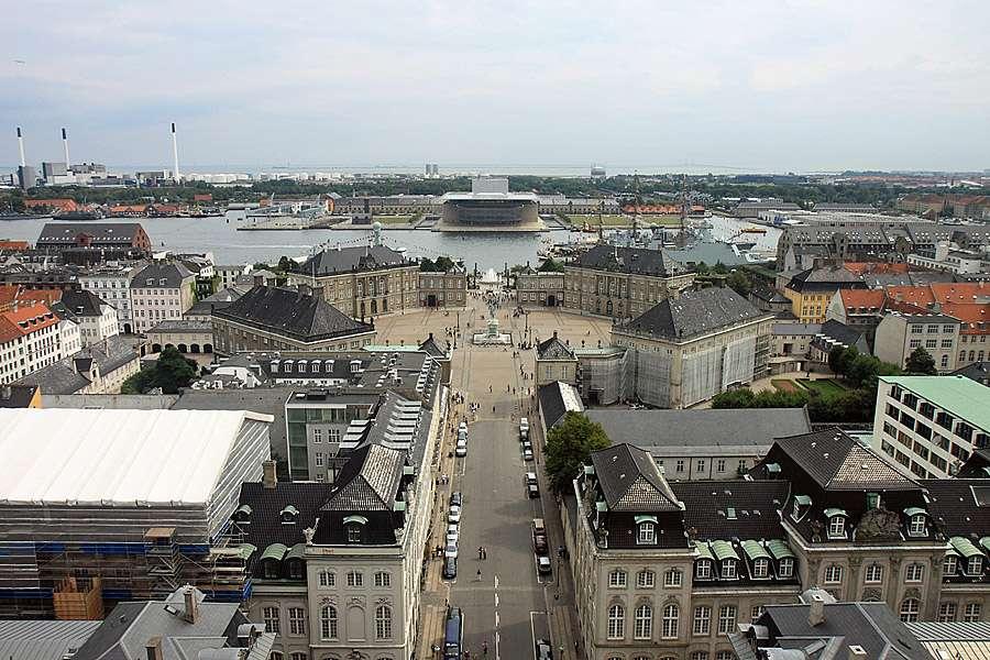 engañar Dinamarca