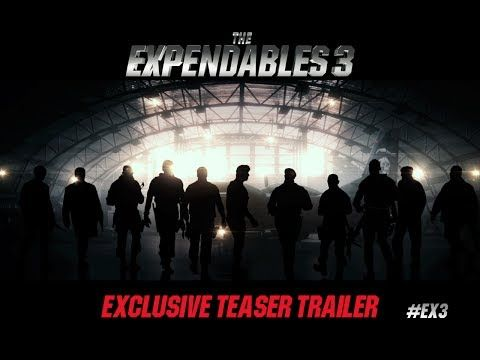 Teaser trailer de Los Indestructibles 3