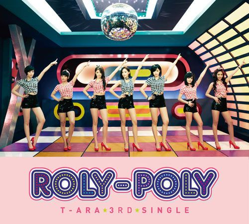 [Single] T-ara - Roly-Poly (Japanese Ver) [Type A]