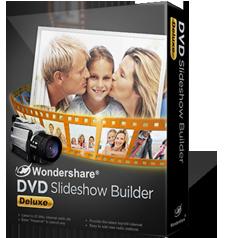 Wondershare DVD Slideshow Builder Deluxe v6.1.13.2