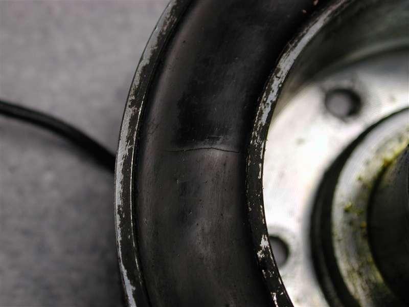 AC Compressor Clutch Replacement (56k Beware) - Nissan : Datsun
