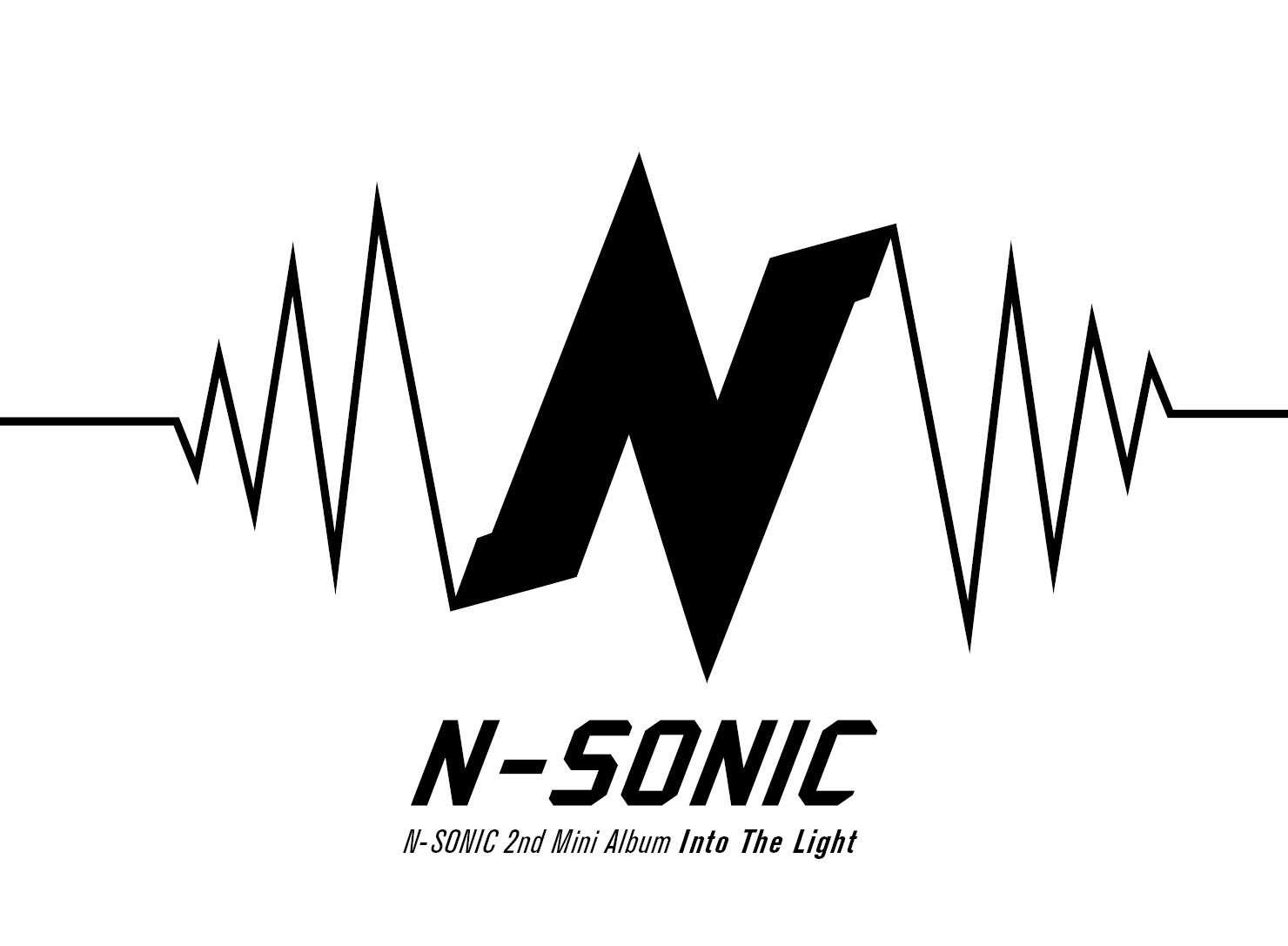 [Mini Album] N-SONIC - Into The Light [2nd Mini Album]