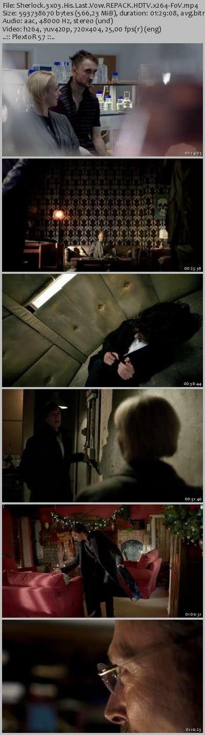 Sherlock - S03E03 - HDTV XviD